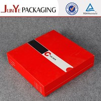 Dazzling red simple empty packaging boxes ps3 diwali gift boxes