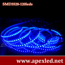 IP44 led light strip SMD3528-120LED per meter one row led APEX LED LIGHTING STRIP