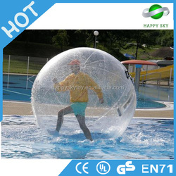 Good sale!!water walking ball,clear water ball,giant ball inflatable water