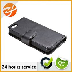 Nice Quality Custom Made Leather Flip Case Cover For Apple For Iphone 3G