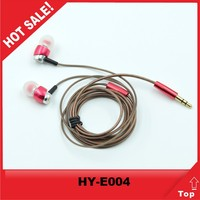in ear earplug earphone used mobile phones