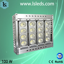 100w outdoor led flood light with die casting aluminum housing