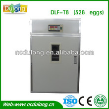 competitive price! CE certified holding 500 egg incubator & commerical incubator
