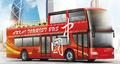 Euro 4 jac double decker luxo bus tour 6110gs-1