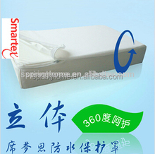 TPU coated removable mattress cover waterproof and bed bug