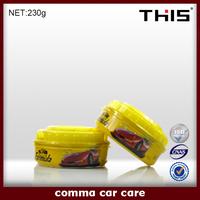 Car care product car wax silicone polish