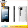 D300 3.5 inch QVGA Screen support Multi-language chinese touch screen mobile phones wifi touch phone