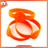 Volume supply cool mixed color silicone wristband