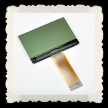 128x64 COG positive FPC connector graphic lcd panel