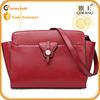 Store fashion ladies cowhide leather messenger bag travel bag