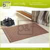 moisture and dirt removing durable living room indoor mat