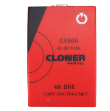 high quality CN900 46 Cloner Box CN900 Auto Key Programmer ID46 Decoder Box for ND900/CN900/JMA TRS5000 with one year warranty