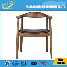Round Kennedy Chair/ wood arm chair /John F.Kennedy chair solid wood chair for dining/Factory Kennedy stool