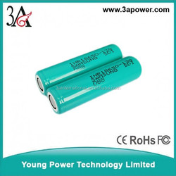 samsung INR18650-13Q 1300mah 3.6v 30A 18650 high discharge rate battery cells for e-cig
