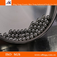 (AISI 1010 / 1015 / 1045 / 1084 / 1085 ) mild steel sphere for bicycles