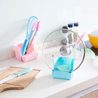 Popular Portable Useful Plastic PVC Kitchen Bathroom pot cover Storage Holder