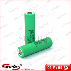 Best selling Authentic samsung 18650 battery samsung inr 2500mah battery 18650 li-ion best price rechargeable batteries