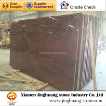 Natural Imported Granite Multi color Red Slab