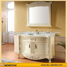Hot sales antique bathroom cabinet (NSBS8814)