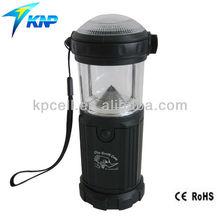 9 LED portable led lantern with ring line