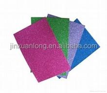 eva foam sheet glitter