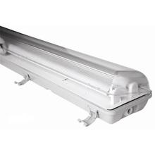 IP65 su geçirmez fikstür aydınlatma 2x36W floresan aydınlatma armatürleri/2*18w aydınlatma led