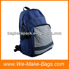 600D design high performance school bags and backpacks