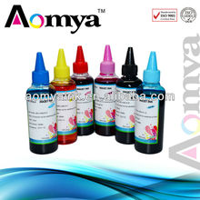 Hot selling 100ml dye ink refill ink continuous ink for Epson/Canon/HP/Brother printer