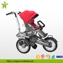 Best Quality Cargo Tricycle Adult Baby Carrier Like TAGA Bike Stroller