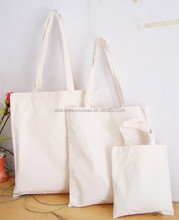 2015 hot sale 10 oz blank canvas wholesale tote bags