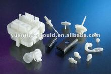 2012 high quality plastic part