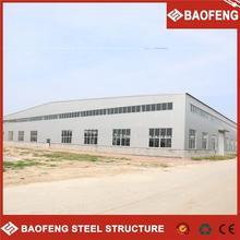 precision welding steel structure house extension