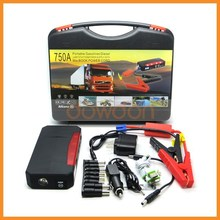 mini car jump starter with power bank 21000mah power supply