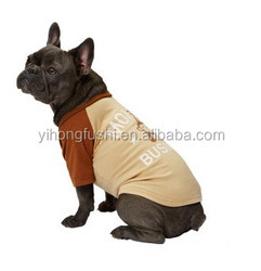 Cute Patterns Of Clothes For Dogs Monkey Style Two Colors Pet Shirt