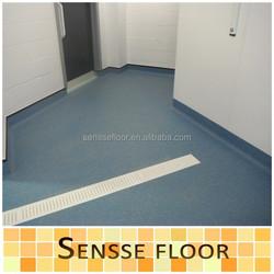 vinyl tile floor polish