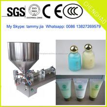 DS-C-250 Vertical semi-automatic Pneumatic Liquid Filling machine bottling machine for water, oil ,juice shampoo
