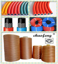 high strength polyester thread for rubber tube