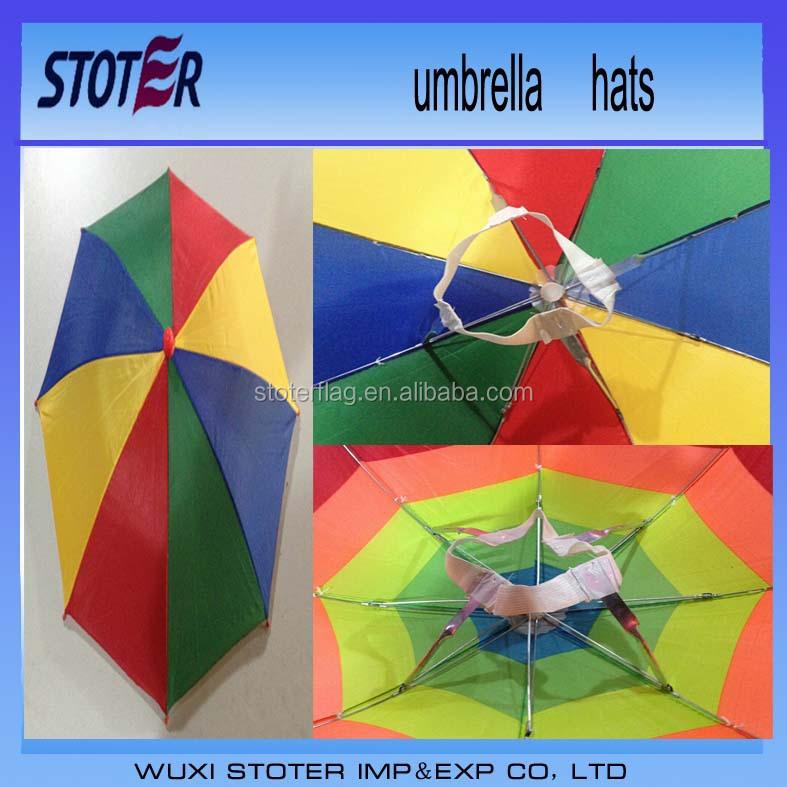 แฟชั่นร่มหัวด้วยเชือก