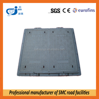 Composite electrical manhole covers with CE EN124 & SGS certified