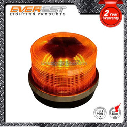 Factory Newest Magnet LED Beacon Amber Emergency Light LED