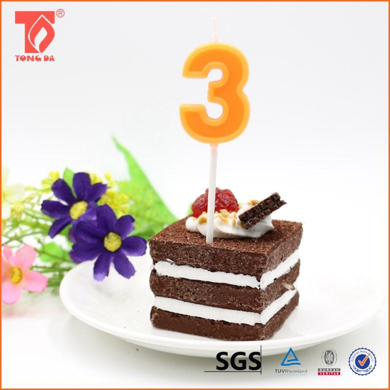 Alibaba China Hot Sale Birthday Cake Candlesindividual Packs Of