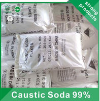 china manufacturer price largest supplier of caustic soda flakes 98%