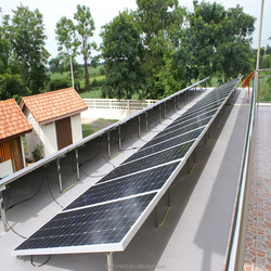5kw 10kw High Efficency Solar Energy System Hot sales 20 kw mini home solar pv power system for home