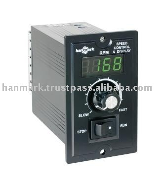 Ac motor speed control