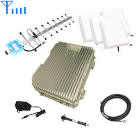 Factory price 5W dual band 850 1800 MHz bfdx bf-3000 vhf/uhf duplex repeater wireless n wifi repeater on Sale