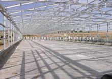 prefabricated steel poultry farm house design
