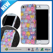 C&T Music Cock Animated Printed Pattern Hard Plastic Back Case Cover for iphone 6 4.7 Inch