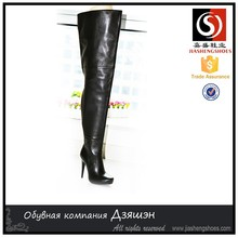 China Factory Direct Selling Latest Design High Heel Sexy Boots