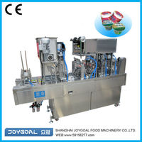 BHJ-2 economical and practical automatic cup sealing machine for bubble tea