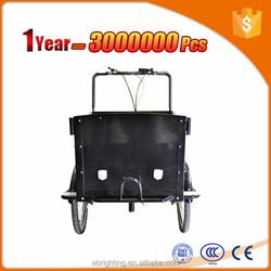 front box cargo tricycle 3 wheel child vehicle for cargo